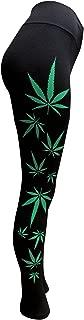 Weed Woke Leggings