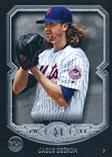 2017 Topps Museum #36 Jacob deGrom NM-MT Mets