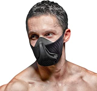 DLKondls Workout Mask - High Altitude Elevation Simulation - for Gym, Cardio, Fitness, Running, Endurance and HIIT Training