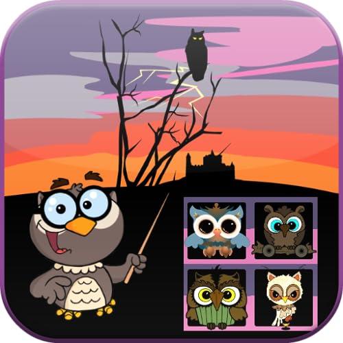 Cute Owl Match