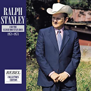 ralph stanley clinch mountain backstep