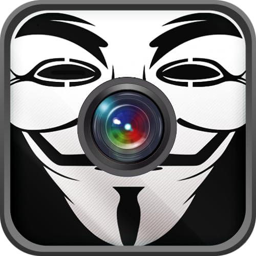 Anonymous Hacker Mask Maker