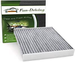 Cabin Air Filter for Toyota/Lexus/Scion/Subaru/Land Rover/Pontiac,Replacement for CF10285/87139-02090/87139-06040/87139-07010/87139-50060