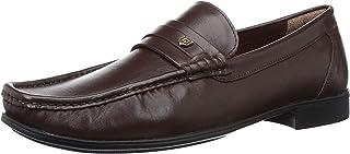 Woodland Men's RDBRWNLeather Casual Shoes-10 UK/India (44 EU) -(GW 2767118)