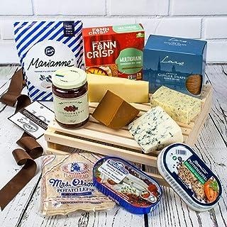 igourmet Scandinavian Premier Gourmet Gift Basket - The fresh tasting, pristine flavors of Scandinavia in one delicious gi...