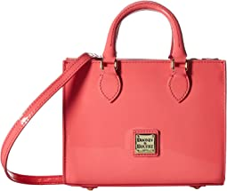 Patent Mini Janine Satchel