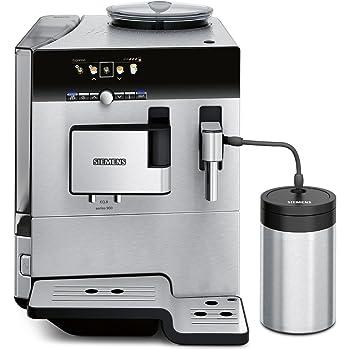 Siemens eq.5 BLACK caffè completamente automatica Macchina da caffè-valori non verificati