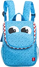 ZIPIT Wildlings Lunch Bag with Straps, Blue