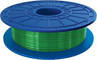 Dremel PLA 3D Printer Filament, 1.75 mm Diameter, 0.5 kg Spool Weight, Green