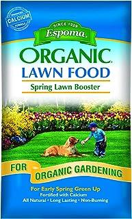 Espoma EOLB30 Organic Lawn Booster Fertilizer, 30-Pound