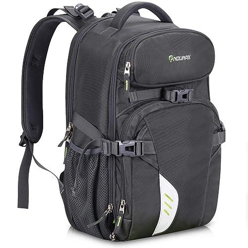 1a31e6021 Endurax Video Camera Backpack Fit 2 DSLR/SLR Camera, 3-5 Lenses,