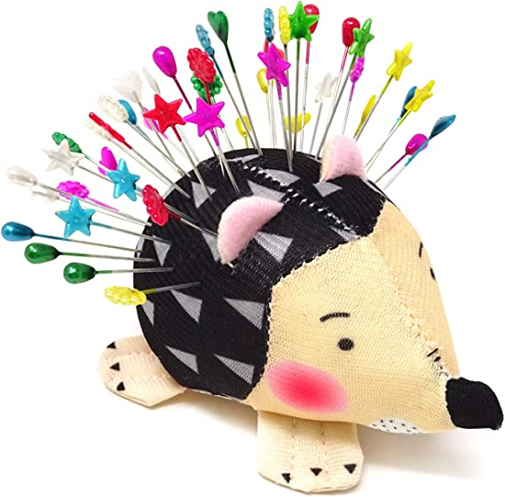 Honbay Hedgehog Shape Pin Cushion