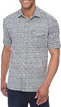 Tommy Bahama Mayan Tiles Camp Shirt