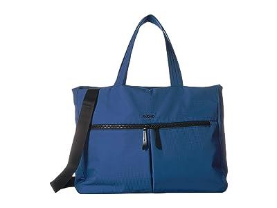 KNOMO London Dalston Amsterdam Tote (Nautical Blue) Tote Handbags