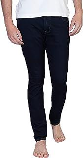 Duc Denim - Jeans Para Hombre - Louis the Liberal - Deep Navy - Slim Fit - Jeans Azul Marino - Alta Calidad de Mezclilla -...