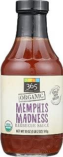 365 Everyday Value, Organic Memphis Madness Barbecue Sauce, 18 oz