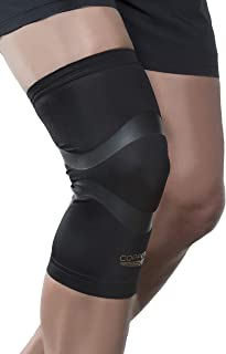 Copper Fit Pro Series Compression Knee Sleeve,Packaging may Vary