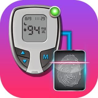 Sugar Blood Test Finger Prank