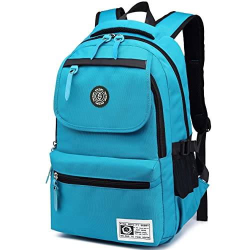 9f9120b372a0 SUPA MODERN® Unisex Nylon School Bag Waterproof Hiking Backpack Cool Sports  Backpack Laptop Bag