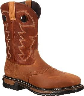 Men's RKYW041 Western Boot