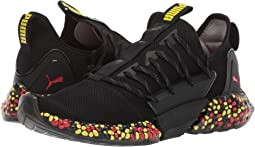 Puma Black/Blazing Yellow/High Risk Red