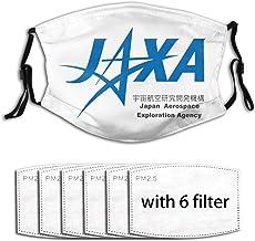 Jelly Fish Aquarel En Inkt Schilderen Verstelbare Earloop Gezicht Mond Anti Vervuiling Wasbaar Met 6 Filters