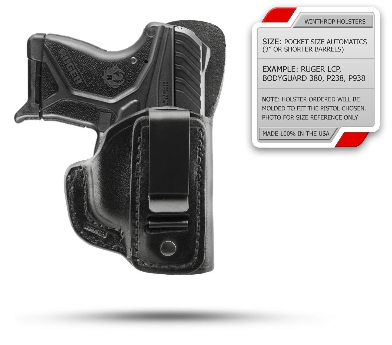 Glock Single Spring Shield Holster