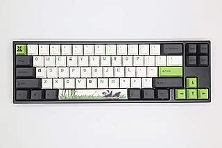 Ducky Miya Pro Panda White LED 60% Dye Sub PBT Mechanical Keyboard (Cherry MX Clear)