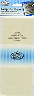 ROYAL BRUSH RD205 White Transfer Paper-9