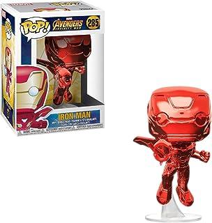 Pop! Avengers Infinity War - Figura Iron Man Red Chrome Exclusive (34263)
