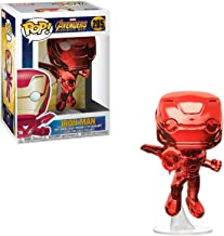 Pop! Avengers Infinity War - Figura Iron Man Red Chrome Exclusive (34263)