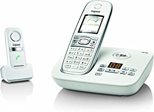 Gigaset C610A-L410 Cordless Phone and Hands-Free Clip photo