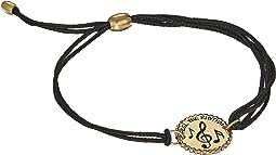 Feel the Rhythm Pull Cord Bracelet