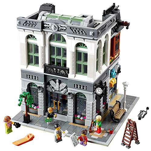 Lego City Bank Amazoncom