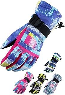 monoii スノボ グローブ スノーボード 防水 防寒 手袋 スキー レディース