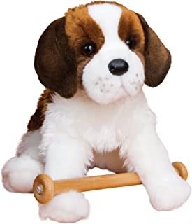 Cuddle Toys 2048 41 cm Long Oma St Bernard Plush Toy