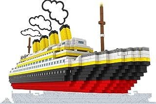 OneNext RMS Titanic Model Building Block Set 1600pcs Mini Blicks DIY Toys Gift for Adults and Kids