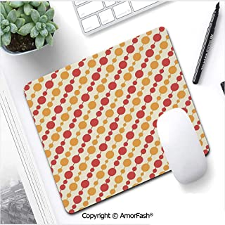 Mouse Pad,Anti Slip Planet Mouse Mat for Desktops,Computer,PC and Laptops,11