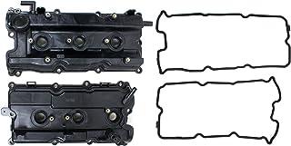 "New Engine Valve Cover w/Gaskets Compatible with 02-09 NISSAN/INFINITI 3.5L 3498CC DOHC V6""VQ35DE"""
