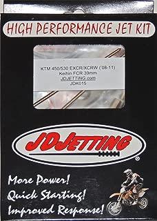 NEW JD JETTING KTM 450 530 EXCR EXC-R XCRW XCR-W 2008 2009 2010 2011 JDK015