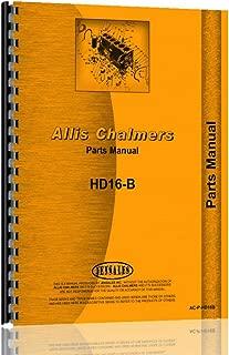 allis chalmers hd16b