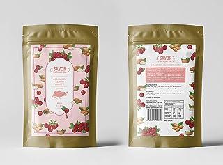 Cranberry Almond Biscotti (80g)