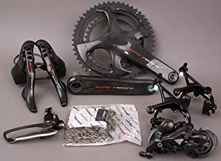 Campagnolo Super Record 12 Speed 2018-19 Group Groupset 6 Pc 172.5 53/39 Crank