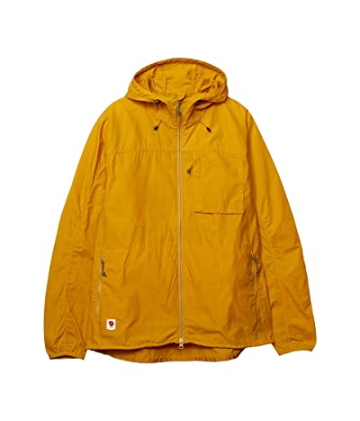 Fjallraven High Coast Wind Jacket (Ochre) Women
