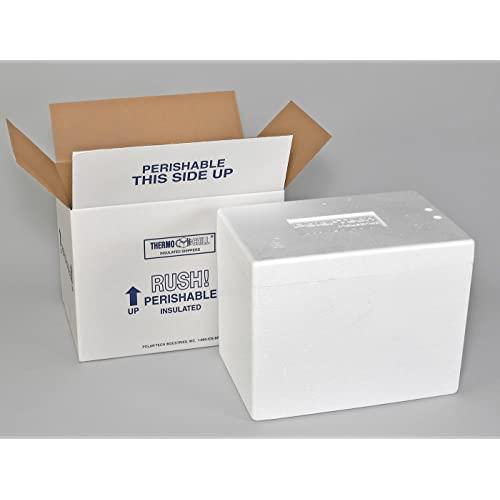 Cold Shipping Boxes: Amazon com