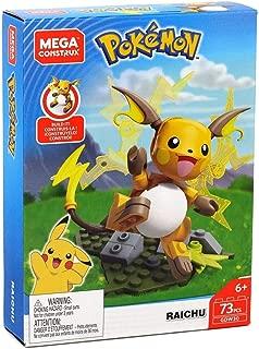 Mega Construx Pokemon Raichu