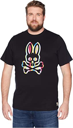 Big and Tall Graphic Bunny T-Shirt