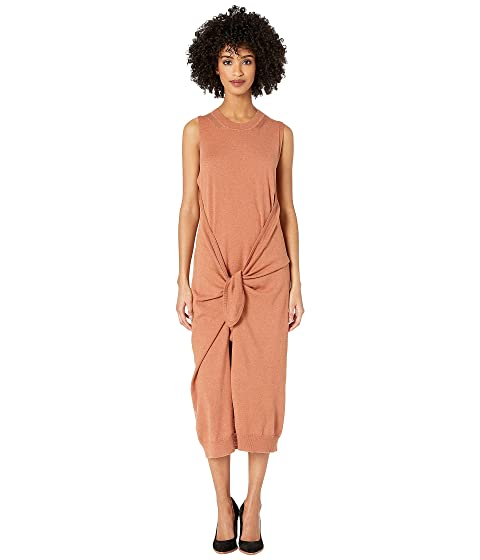 See by Chloe Wrap Over Knit Dress