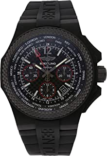 Bentley Mechanical (Automatic) Black Dial Mens Watch NB0434E5/BE94 (Certified Pre-Owned)