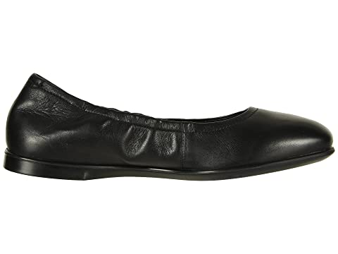 ECCO Incise Enchant Ballerina Black Calf Leather 2 Sast Discount Best Prices Fake Cheap Online 8fiOX5